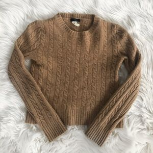 J. Crew knit sweater!